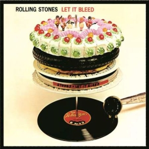 Rolling Stones - Let It Bleed in the group Minishops / Rolling Stones at Bengans Skivbutik AB (496236)