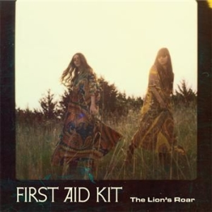 First Aid Kit - Lion's Roar in the group Julspecial19 at Bengans Skivbutik AB (496455)