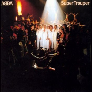 Abba - Super Trouper - Vinyl in the group VINYL / Pop at Bengans Skivbutik AB (496933)