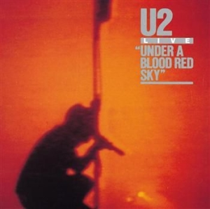 U2 - Under A Blood Red Sky in the group VINYL / Rock at Bengans Skivbutik AB (497690)