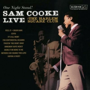 Cooke Sam - Live At The Harlem Square Club in the group Campaigns / Classic labels / Music On Vinyl at Bengans Skivbutik AB (498446)