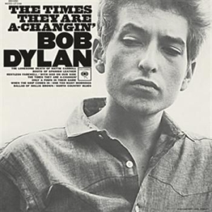Dylan Bob - Times They Are A-Changin' (Mono Edi in the group Minishops / Bob Dylan at Bengans Skivbutik AB (499384)