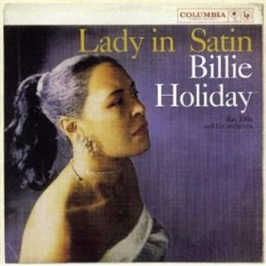 Holiday Billie - Lady In Satin in the group CD / Jazz/Blues at Bengans Skivbutik AB (500151)