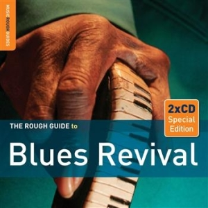 Blandade Artister - Rough Guide To Blues Revival **2Xcd in the group BF2019 at Bengans Skivbutik AB (500224)