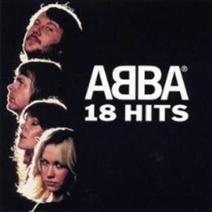 Abba - 18 Hits in the group CD / Pop at Bengans Skivbutik AB (503615)