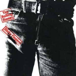 Rolling Stones - Sticky Fingers (2009 Re-M) in the group BF2019 at Bengans Skivbutik AB (505660)