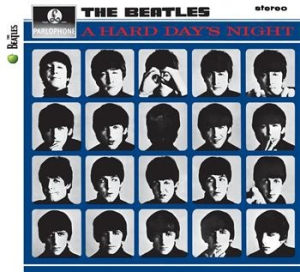 Beatles - A Hard Day's Night (2009 Rem) in the group Minishops / Beatles at Bengans Skivbutik AB (506916)