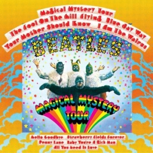 Beatles - Magical Mystery Tour (2009 Re) in the group OTHER /  /  at Bengans Skivbutik AB (506926)