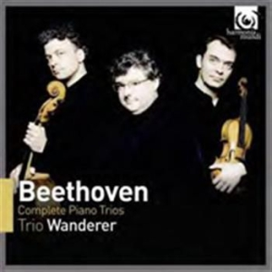 Beethoven - Complete Piano Trios in the group CD / Övrigt at Bengans Skivbutik AB (509536)