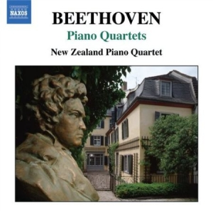 Beethoven - Piano Quartets in the group CD / Övrigt at Bengans Skivbutik AB (512582)