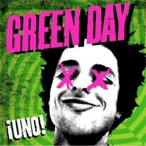 Green Day - ¡uno! in the group Minishops / Green Day at Bengans Skivbutik AB (523286)