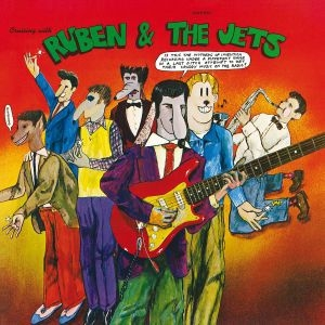 Frank Zappa - Cruising With Ruben & The Jets in the group CD / Pop at Bengans Skivbutik AB (524430)