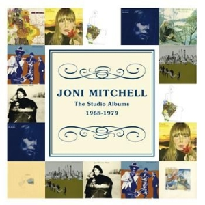 Joni Mitchell - The Studio Albums 1968-1979 in the group OTHER / Musicboxes at Bengans Skivbutik AB (531117)