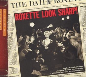 Roxette - Look Sharp! in the group Campaigns / BlackFriday2020 at Bengans Skivbutik AB (531491)