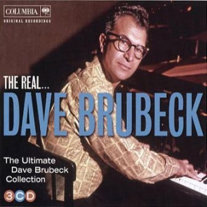 Brubeck Dave - The Real Dave Brubeck in the group Julspecial19 at Bengans Skivbutik AB (531564)