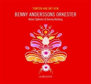 Benny Anderssons Orkester - Tomten Har Åkt Hem in the group Minishops / Bao at Bengans Skivbutik AB (552991)