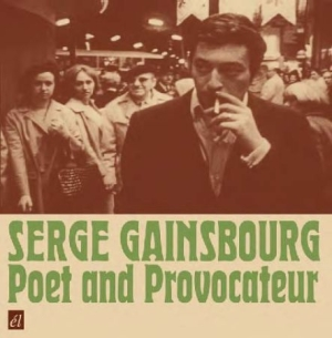 Gainsbourg serge - Poet And Provocateur in the group CD / Pop at Bengans Skivbutik AB (553126)