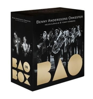 Benny Anderssons Orkester - Bao In Box - 6Cd+2Dvd in the group Minishops / Bao at Bengans Skivbutik AB (553917)