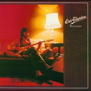 Eric Clapton - Backless in the group CD / Pop at Bengans Skivbutik AB (555304)