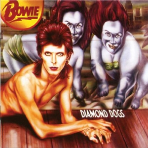 David Bowie - Diamond Dogs in the group Julspecial19 at Bengans Skivbutik AB (557957)