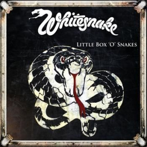Whitesnake - Little Box 'o' Snakes - The Su in the group Minishops / Whitesnake at Bengans Skivbutik AB (576971)