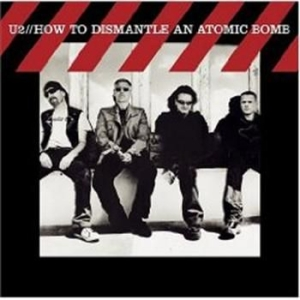 U2 - How To Dismantle An in the group CD / Rock at Bengans Skivbutik AB (579632)