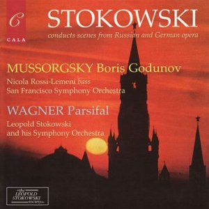 Rossi-Lemeni, Nicola/Stokowski, Leo - Boris Godunov (Utdrag)/Ur Parsifal in the group CD / Klassiskt at Bengans Skivbutik AB (579845)