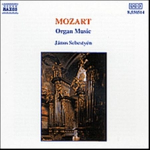Mozart, Wolfgang Amadeus - Organ Music in the group CD / Övrigt at Bengans Skivbutik AB (588857)