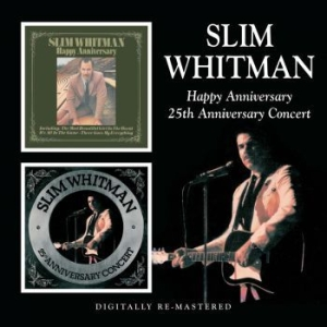 Whitman Slim - Happy Anniversary/25Th Anniversary in the group Julspecial19 at Bengans Skivbutik AB (592049)
