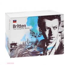 Britten - Britten - Samtliga Verk 65Cd+Dvd in the group Julspecial19 at Bengans Skivbutik AB (597325)