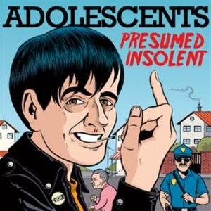Adolescents - Presumed Insolent in the group CD / Rock at Bengans Skivbutik AB (608328)