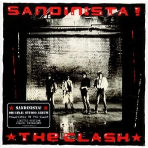 The Clash - Sandinista! (Remastered) in the group Minishops / The Clash at Bengans Skivbutik AB (612175)