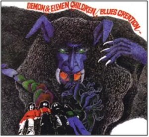 Blues Creation - Demon & Eleven Children in the group CD / Rock at Bengans Skivbutik AB (619917)