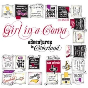 Girl In A Coma - Adventures In Coverland in the group CD / CD Punk at Bengans Skivbutik AB (625293)