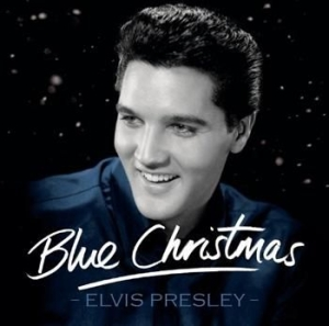 Elvis Presley - Blue Christmas in the group Julspecial19 at Bengans Skivbutik AB (628741)