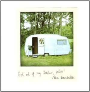 Bombettes - Get Out Of My Trailer Sailor in the group CD / CD Punk at Bengans Skivbutik AB (628909)