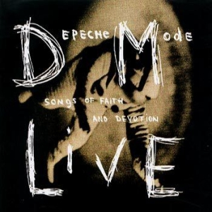 Depeche Mode - Songs Of Faith And Devotion (Live) in the group Minishops / Depeche Mode at Bengans Skivbutik AB (631889)
