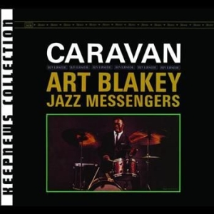 Art Blakey - Caravan - Keepnews Collection in the group CD / Jazz/Blues at Bengans Skivbutik AB (649395)