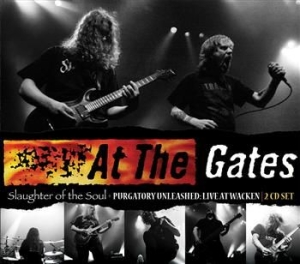 At The Gates - Slaughter Of The Soul/Purgatory Unl in the group Minishops / At The Gates at Bengans Skivbutik AB (651541)