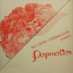 Nils Berg Cinemascope - Popmotion in the group CD / Jazz/Blues at Bengans Skivbutik AB (653838)