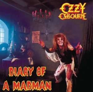 Ozzy Osbourne - Diary Of A Madman in the group Minishops / Ozzy Osbourne at Bengans Skivbutik AB (654408)