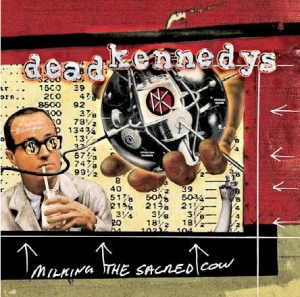 Dead Kennedys - Milking The Sacred Cow - Very Best in the group CD / Rock at Bengans Skivbutik AB (657734)