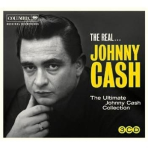 Cash Johnny - The Real Johnny Cash in the group Minishops / Johnny Cash at Bengans Skivbutik AB (662639)