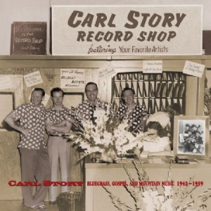Story Carl - A Life In Rural Music (4Cd+Bok) in the group OTHER / Musicboxes at Bengans Skivbutik AB (664758)