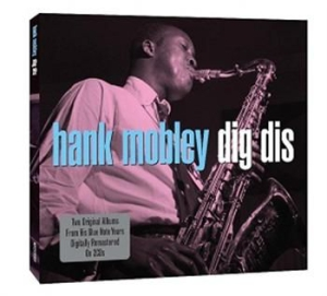 Hank Mobley - Dig Dis in the group CD / Jazz/Blues at Bengans Skivbutik AB (666444)