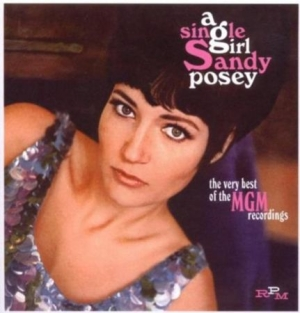 Posey Sandy - Single Girl - Very Best Of... in the group CD / New releases / Pop at Bengans Skivbutik AB (667274)