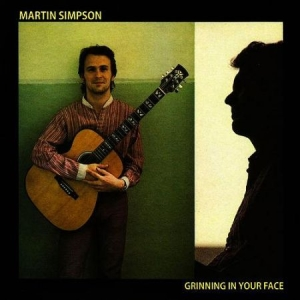 Simpson Martin - Grinning In Your Face in the group CD / Worldmusic/ Folkmusik at Bengans Skivbutik AB (668103)
