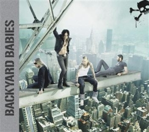 Backyard Babies - Backyard Babies in the group Minishops / Backyard Babies at Bengans Skivbutik AB (678061)
