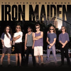 Iron Maiden - Interview Sessions The in the group CD / Hårdrock/ Heavy metal at Bengans Skivbutik AB (681577)
