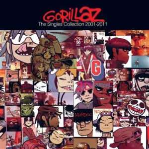 Gorillaz - The Singles Collection 2001-20 in the group Julspecial19 at Bengans Skivbutik AB (682859)